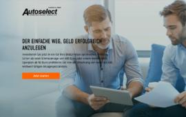 In Kooperation mit der DWS hat die Apella AG einen Robo Advisor initiiert: AutoSelect