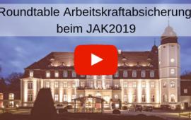 """[Video] Roundtable """"BU"""" beim Jahresauftakt 2019"""