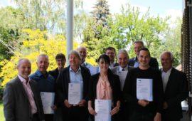 Vier neue Weiterbildungskurse im Bereich Firmenkunden
