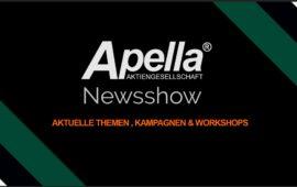 Apella Wochennews – Aktuelle Themen, Workshops und Aktionen