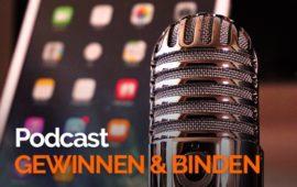 Der eigene Podcast für Versicherungsmakler- Kunden binden & gewinnen